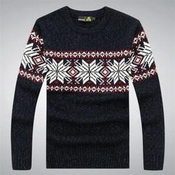 100 cotton autumn winter sweater men s clothing pullover sweaters men o neck slim blusa masculina.jpg 250x250