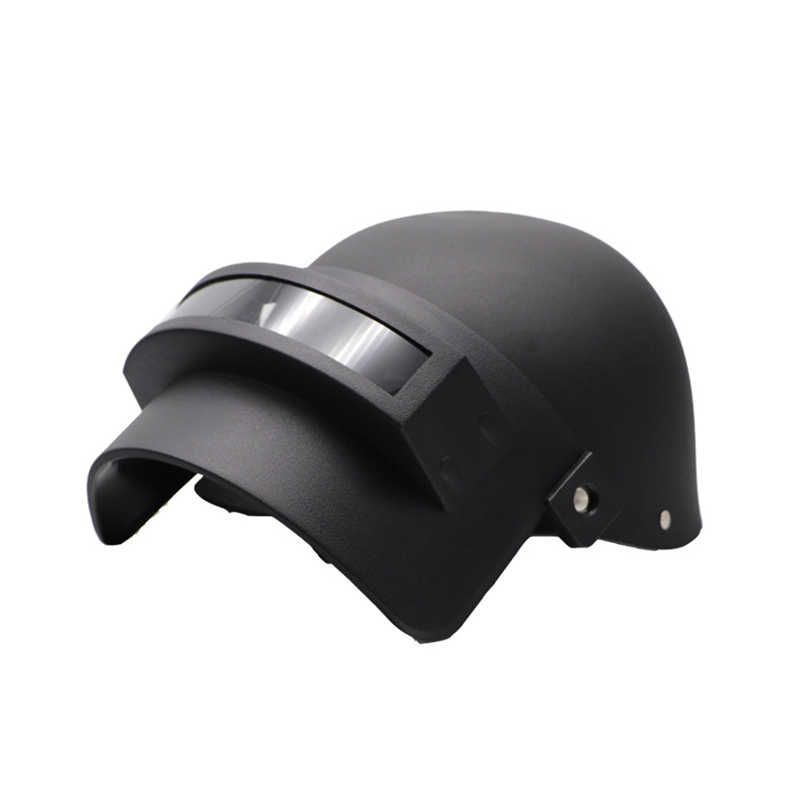 Jedi Survival Escape Three Level Helmet Hot Game PUBG Cosplay Game Props Eat Chicken Game Prop Halloween Toys