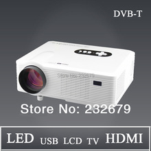 new technology led projector portable hdmi input 50000hours 150w led lamp