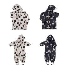 2019 ropa de bebé niña regalos de navidad ropa de niños niñas TC ropa de bebé peleles chaquetas de abrigo ropa de invierno lama