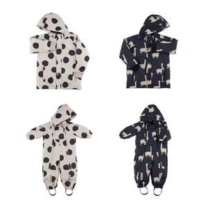 Image 1 - 2019 roupas da menina do bebê presentes de natal meninos roupas meninas tc roupas do bebê macacão casacos de inverno roupas lama