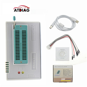 Image 1 - 100% Original New V9.0 TL866II Plus Universal Minipro Programmer TL866 PIC Bios High speed Programmer