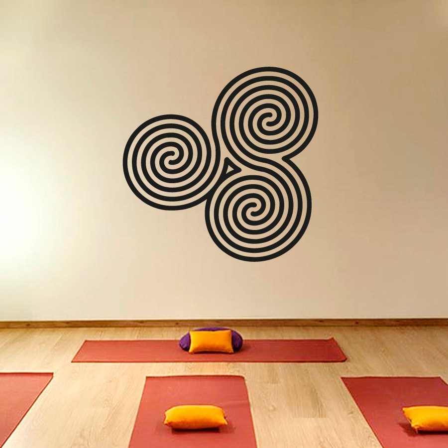 Compare Prices On Spiral Wall Decals Online ShoppingBuy Low - Wall decals online
