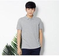 Pt 2017 г. Новая мужская рубашка поло для мужчин дизайнер поло мужская хлопковая рубашка с короткими рукавами