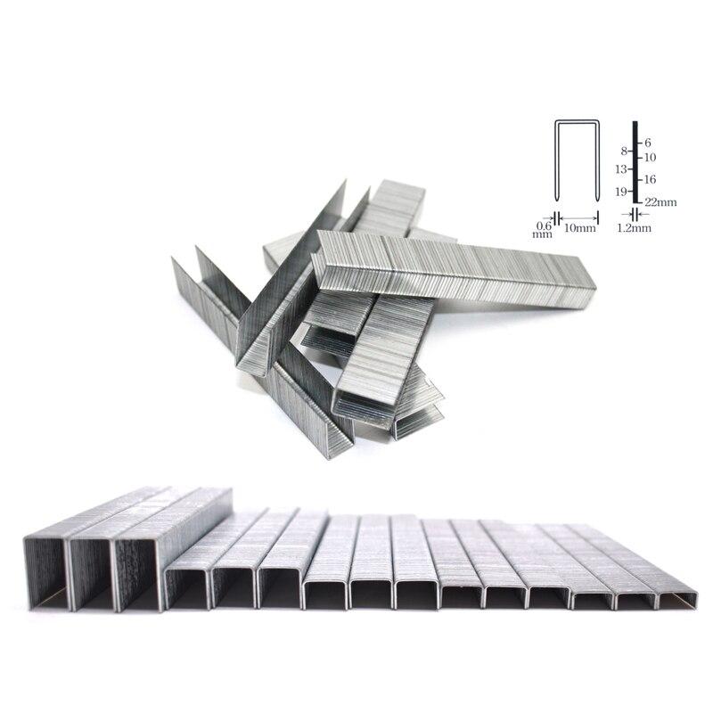 1022J 1013J 1010J 1008J 1006J 1022J Básicos Para O Enquadramento Tacker Grampeador Nailer Arma