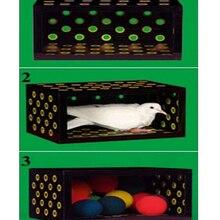 Черная коробка(супер), мистическая коробка магический трюк, трюк, сценическая магия, иллюзии, магический голубь, аксессуары