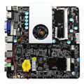 Ultra-thin Mini itx Motherboard Construido en Dual-core CPU APU e350 HD6310 RJ45 HDMI USB VGA mSata uso 12-19 V DC