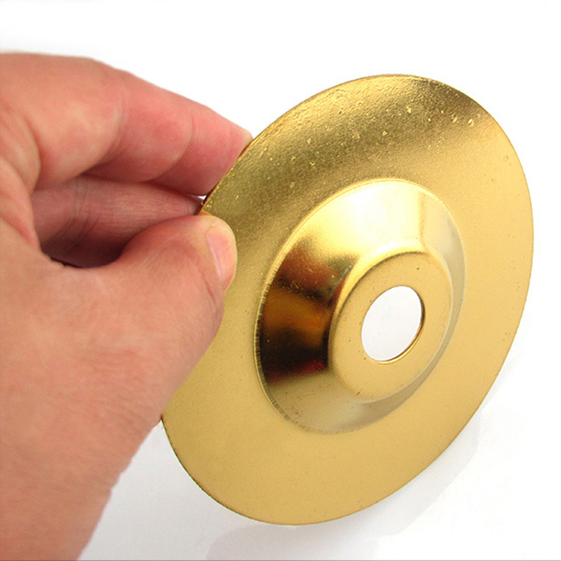 1pcs 100mm диамантен диск dremel диамантен - Абразивни инструменти - Снимка 3