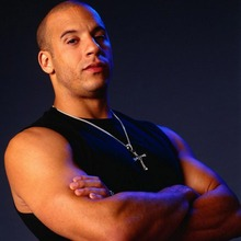 Male Necklaces & Pendants Fashion Movie jewelry The Fast and The Furious Toretto Men