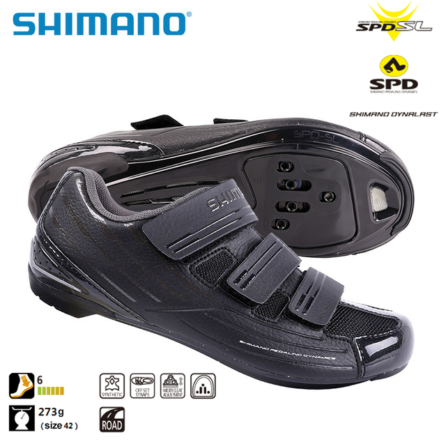 42fee71c0a8 SHIMANO SH RP2 SPD SL Road Bike Shoes Riding Equipment Bicycle Cycling  Locking Shoes Sapatilha Ciclismo Estrada