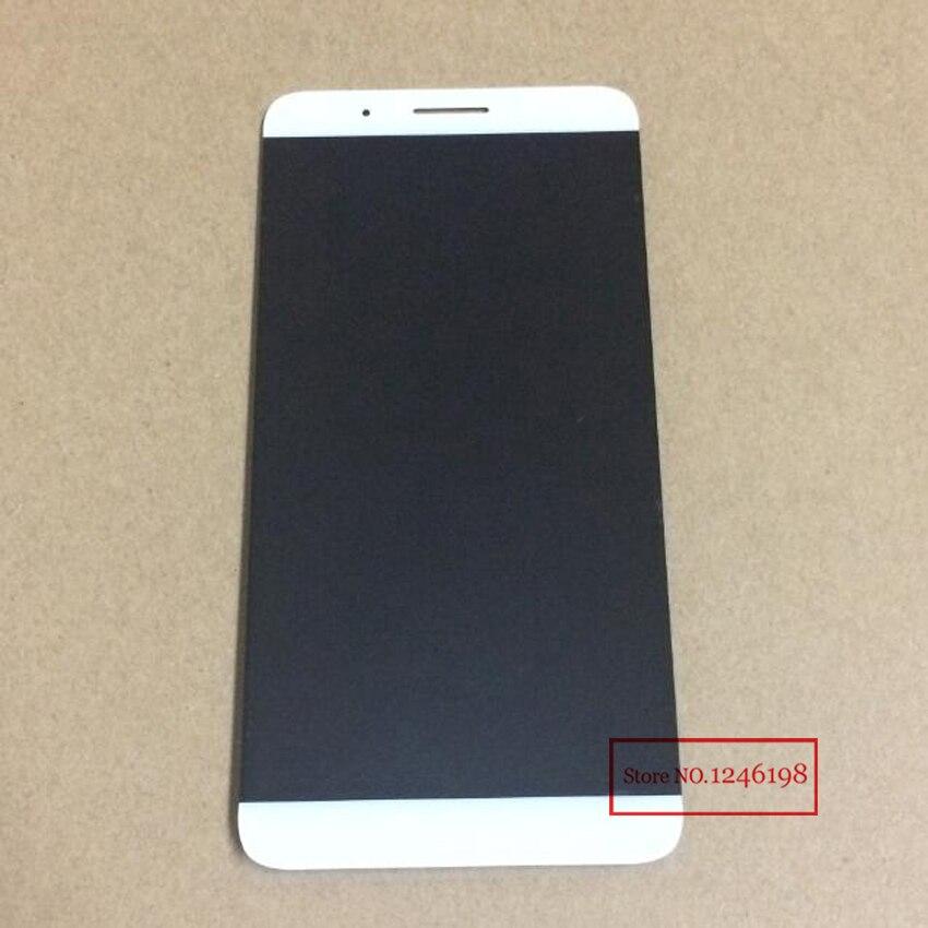Nueva pantalla lcd de pantalla táctil digitalizador asamblea completo blanco de