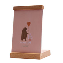 Photo frame New Home Decor Wooden Picture Frame Destop style Photo Frame d90410(China)
