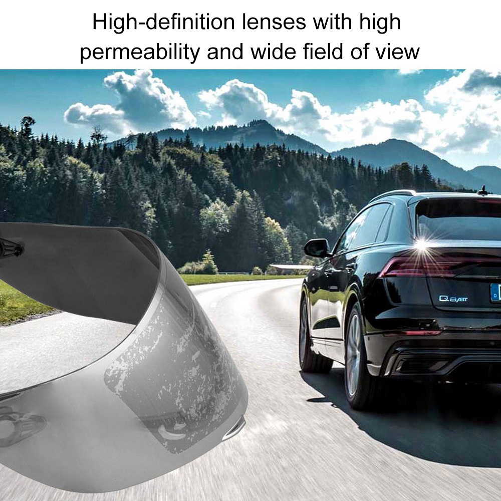 Image 5 - Motorcycle Helmet Lens Full Face Glasses For AGV K3 SV K5 Motorcycle Helmet Cover Multi color Universal Motorcycle Accessories-in Helmets from Automobiles & Motorcycles