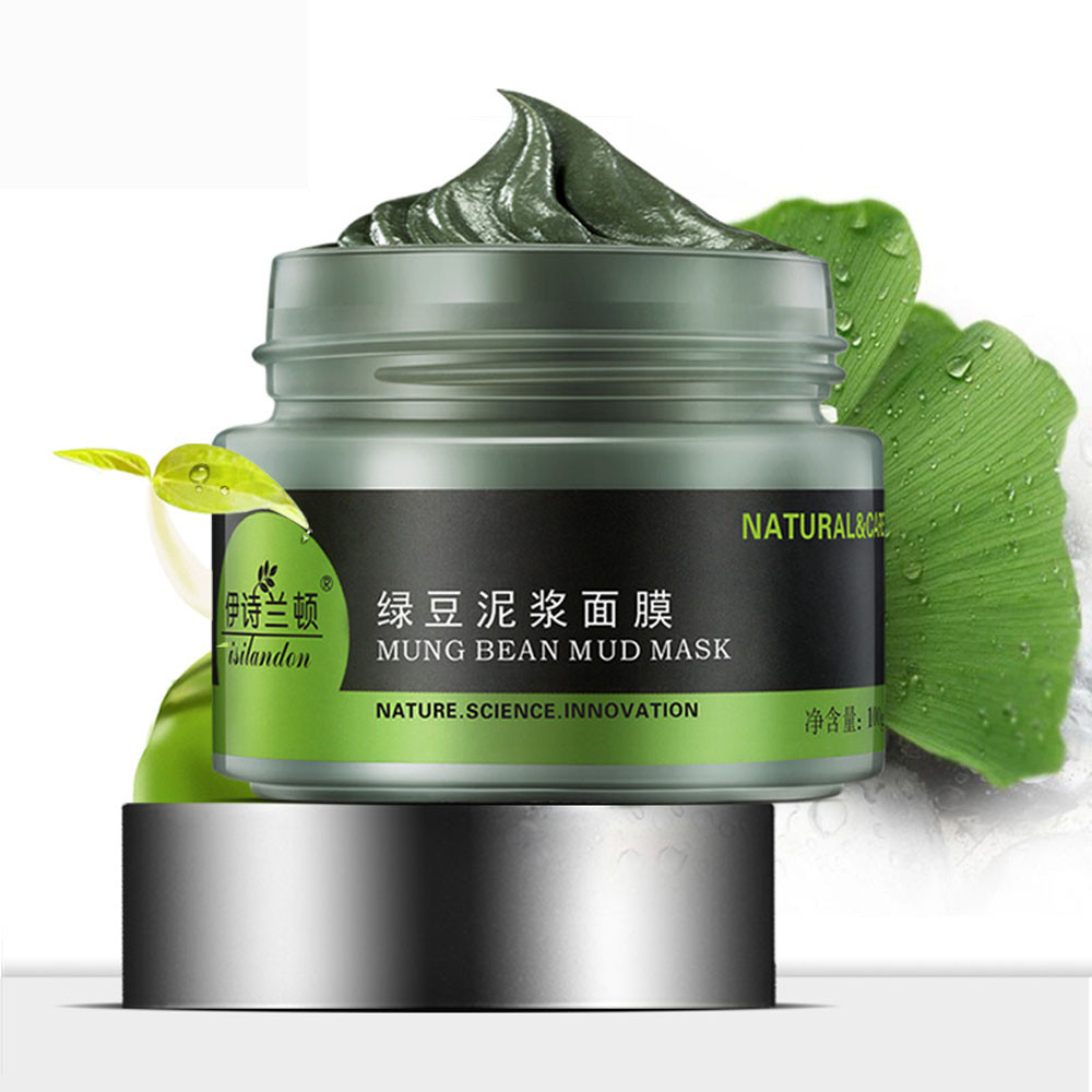 Best Skin Care Cream Us 10 89 30 Off Best Skin Care Mung Bean Mask Mineral Oil Control Face Clean Moisturizer Whitening Care Cream In Treatments Masks From Beauty