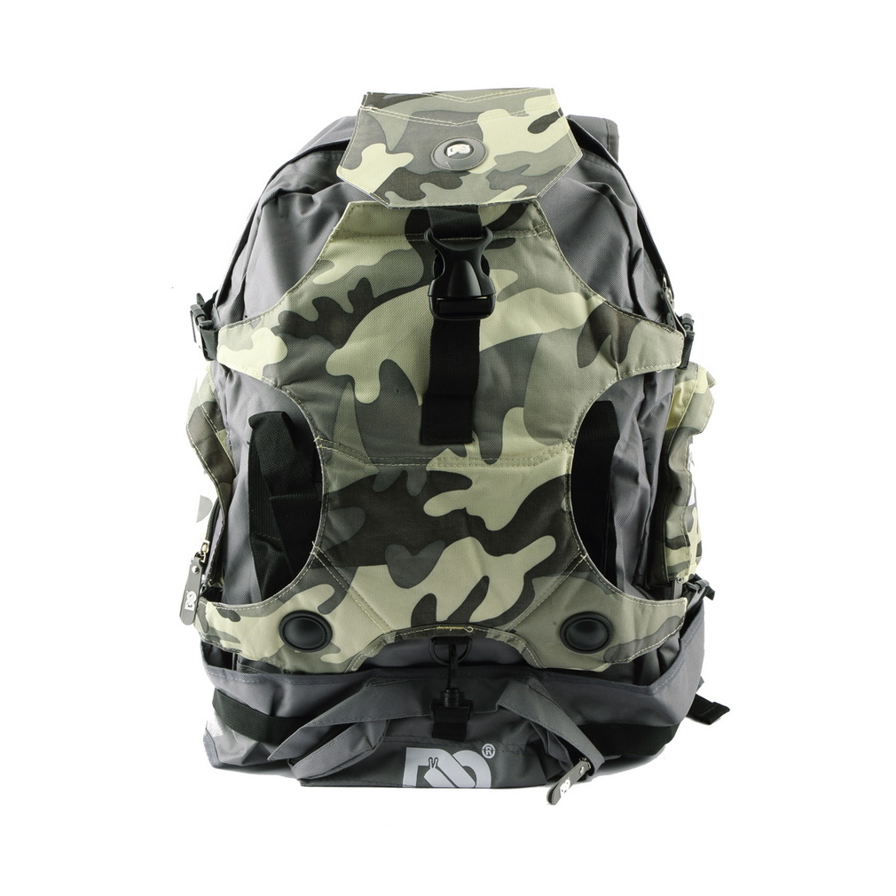 Wholesale 5pcs Camo Carrying Case Backpack Bag For DJI INSPIRE 1 Quadcopter