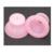 6 Copos Pequenos Ajudante Família Massagem Corporal Anti Celulite Vácuo Ventosa de silicone Copo Alívio Dezenas Cuidados de Saúde Ferramenta de Cor Rosa C782