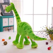 35cm Green Long Neck Dinosaur Plush Toys Stuffed Animals Plush Soft Toys for Children Kids Baby Doll gift