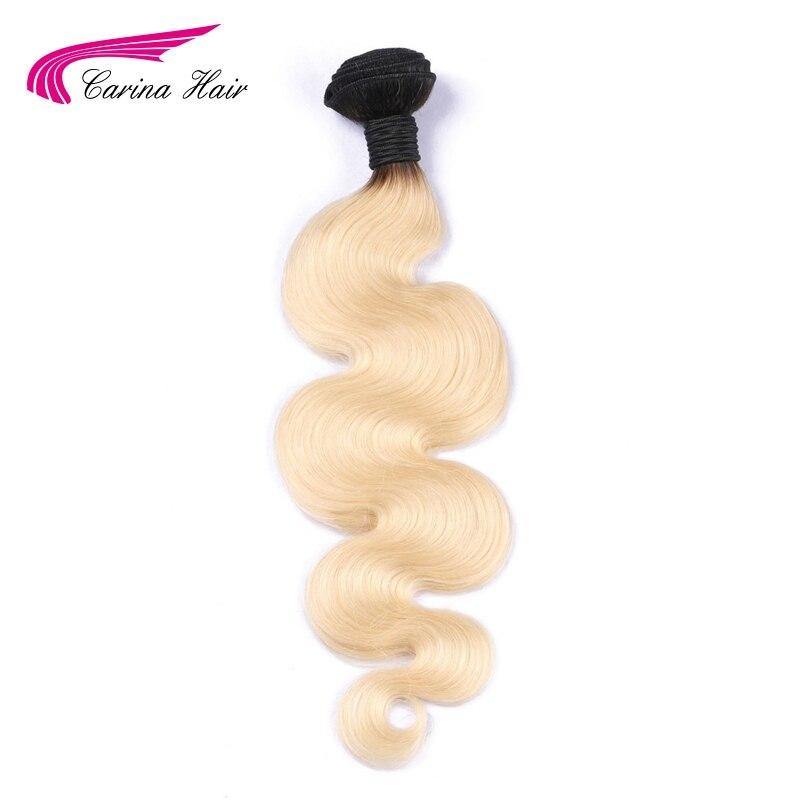 Carina Μαλλιά Περουβιανά Μη Ράμι - Ανθρώπινα μαλλιά (για μαύρο) - Φωτογραφία 1