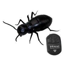 Высокая модель животного, светящиеся глаза, инфракрасный пульт дистанционного управления, муравей, розыгрыш, хитрый, забавный, страшный, шалость, игрушки