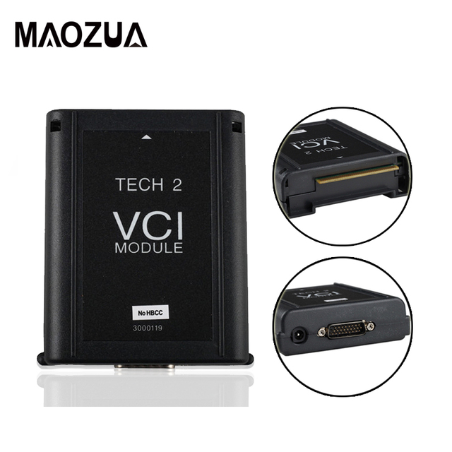 2018 New Arrival VCI Module For GM TECH 2 Scanner VCI Module only VCI Module For G-M Tech2 Car Diagnostic Tool