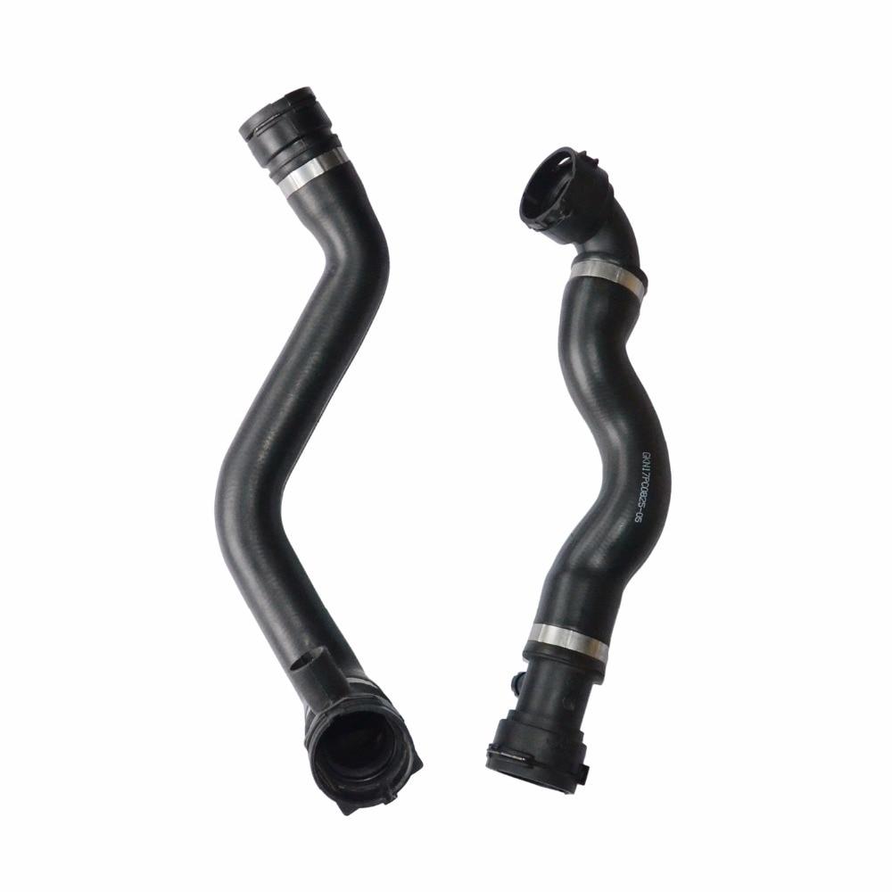 For BMW E39 525i 528i 530i OEM Lower Radiator Hose w// Coolant Temperature Sensor
