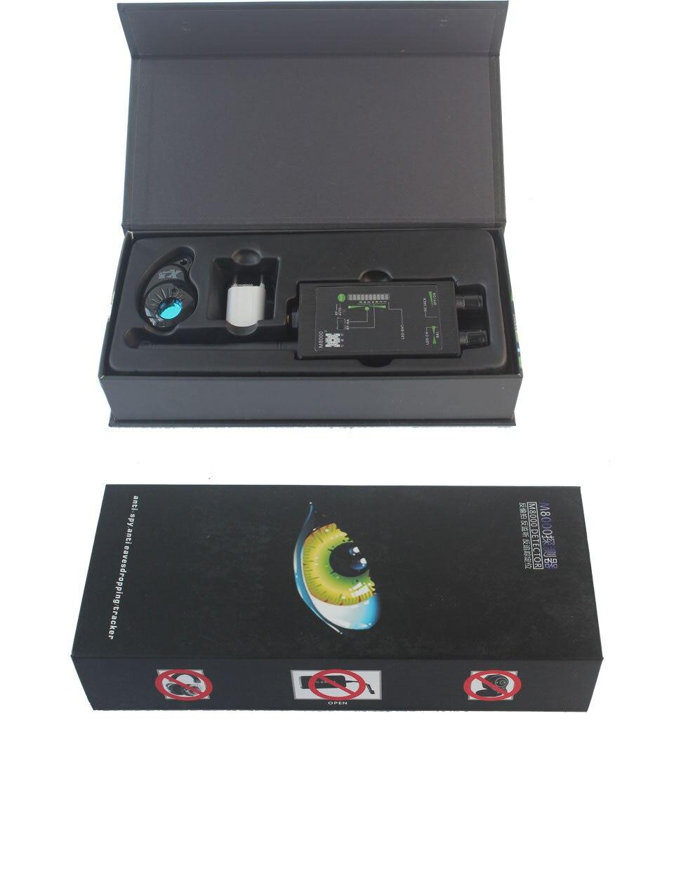 Pro Anti Spy Bug Lente Da Câmera