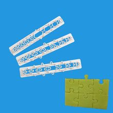 TTLIFE 3pcs/set Geometry Puzzle Cookie Cutter Fondant Cake Biscuit Mold Sugarcraft Decorating Tool Pastry Chocolate Baking Mould ttlife 3pcs geometry cookie cutter rectangle fondant cake biscuit mold sugarcraft decorating tools pastry dessert baking moulds