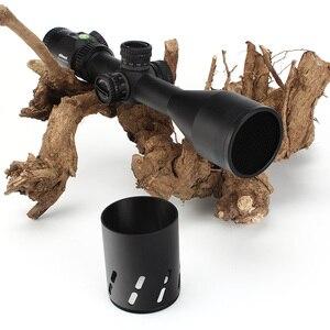 Image 3 - منظار مصيد من ohhunt CL 4 16X56 SF للبصريات Riflescopes زجاج محفور شبكاني جانبي بالمنظر وقفل نطاق إعادة الضبط مع مستوى فقاعي