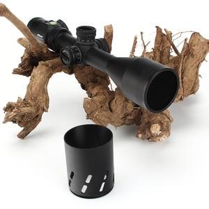Image 3 - 狩猟ohhunt cl 4 16X56 sf光学riflescopesガラスエッチングレチクルサイド視差タレットロックリセットスコープバブルレベル