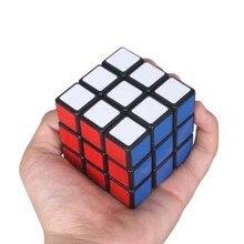 3x3x3 لغز مكعب سرعة سحرية تويست فائقة السلس اللعب المهنية هدية الاطفال عصا لعبة