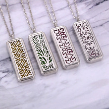 Tree Of Life Hollow Out Magnetic Aromatherapy Diffuser Necklace Jewelry Perfume Locket Pendant Essential Oil Locket Necklace все цены