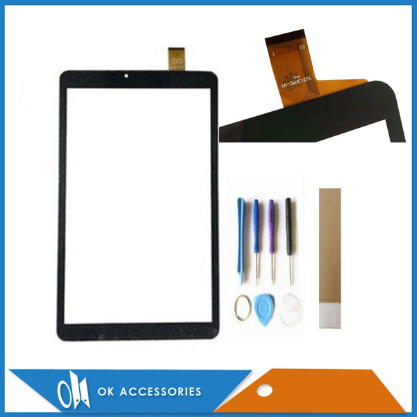 10.1 For BQ BQ-1045G BQ1045G BQ 1045G Orion Tablet Touch Screen Sensor Glass Digitizer Cable Code: YJ313FPC-V1 With Tools Tape10.1 For BQ BQ-1045G BQ1045G BQ 1045G Orion Tablet Touch Screen Sensor Glass Digitizer Cable Code: YJ313FPC-V1 With Tools Tape