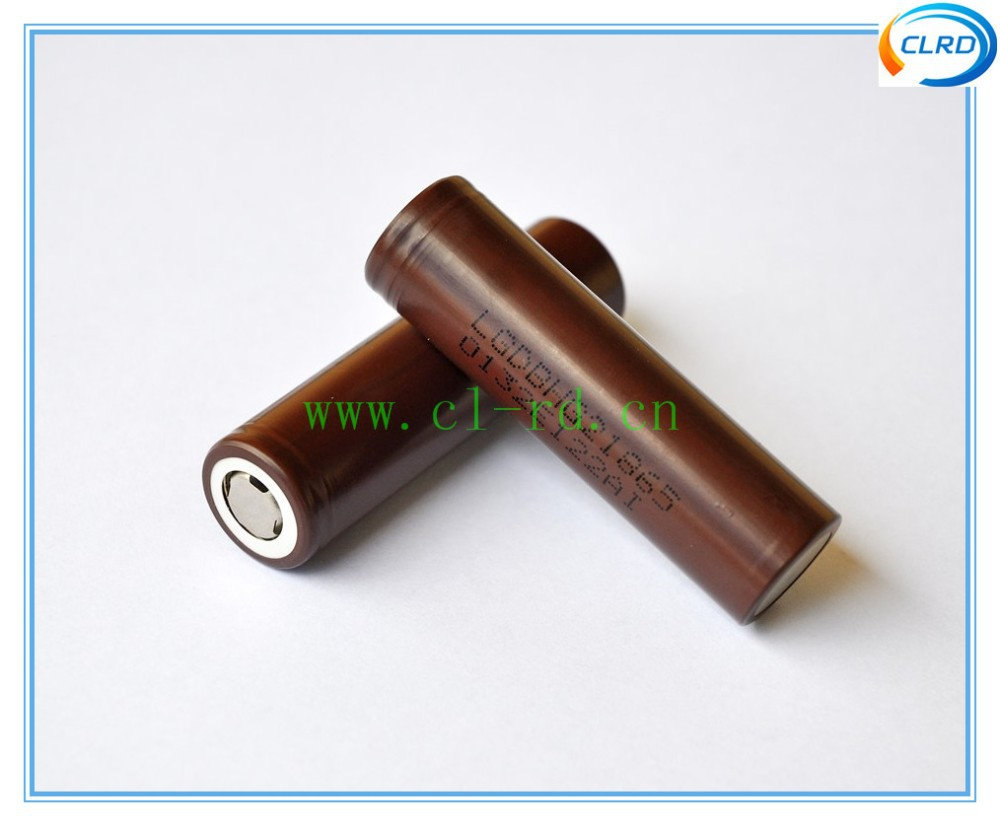 5pcs/lot high power tool e-bike battery cells LGHG2 3000mah 20A 18650 battery cells flat top original