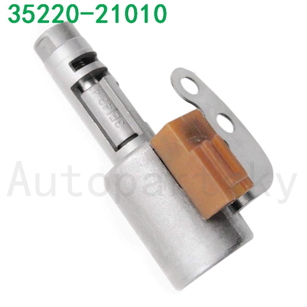 Transmission Shift Control Solenoid For 2001-2005 Toyota Matrix RAV4 35220-21010