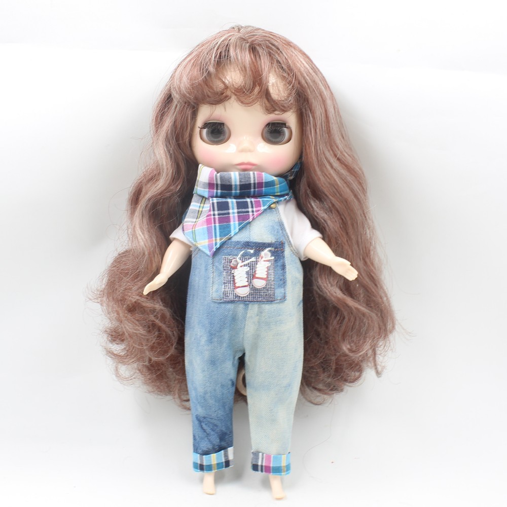 Neo Blythe Doll Plump Doll Outfit 1