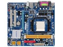 Бесплатная доставка 100% оригинал материнская плата для gigabyte ga-m61pme-s2 ddr2 am2 m61pme-s2 940 полной интеграции desktop motherborad
