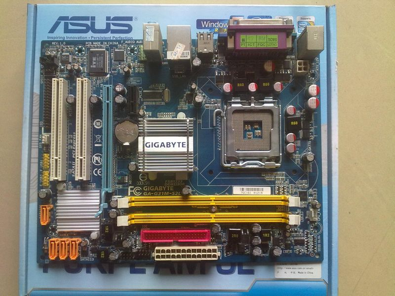 ASUS original motherboard G31M-S2L G31 DDR2 LGA 775 Motherboard asus ipm31 support ddr2 775 pin integrated motherboard g31 founder haier original machine