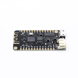 Image 3 - Wemos32 Wifi Bluetooth Development Board Antenne ESP32 ESP 32 REV1 CH340 CH340G Micropython Micro Usb Lithium Batterij Interface