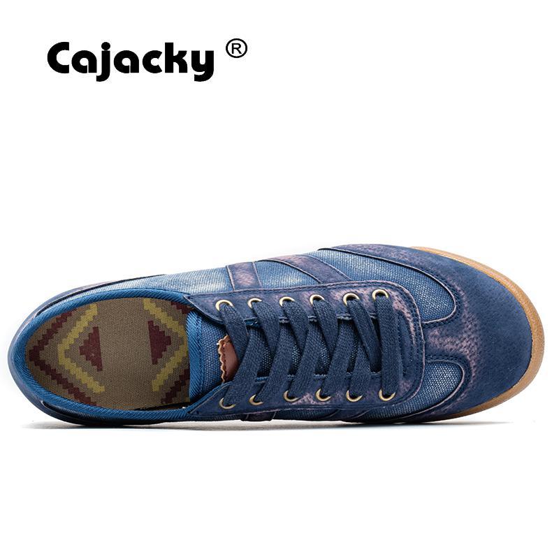 D'été Homme Mode Chaussures Légères khaki Plat blue Toile Cajacky Respirant Sneakers gray À Zapatos Formateurs Classique Lacets Hommes Black S0AxdqpSwI