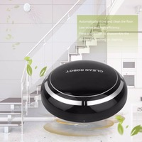 New Household Cartoon Mini Rechargeable Smart Sweeping Robot Slim Sweep Suction Machine Small Mini Vacuum Cleaner