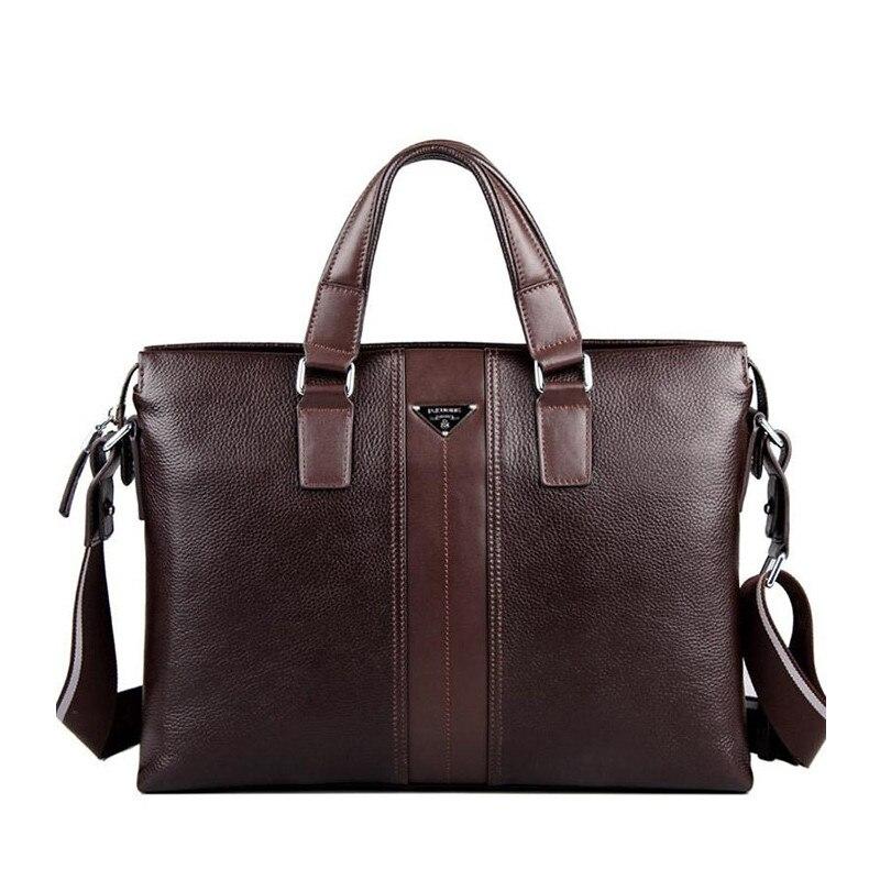 7dd47cffb52d Подробнее Обратная связь Вопросы о Для мужчин из натуральной кожи Портфели  сумки знаменитая сумка для ноутбука Портфели кожа Сумка сумки на плечо Для  мужчин ...