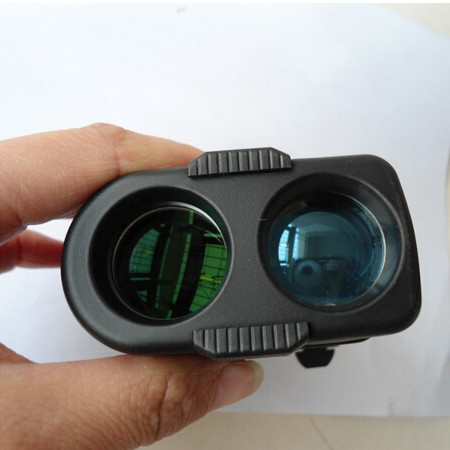NEW ARRIVAL 500m Waterproof Monocular Laser font b Rangefinder b font for Golf and Outdoor Sports