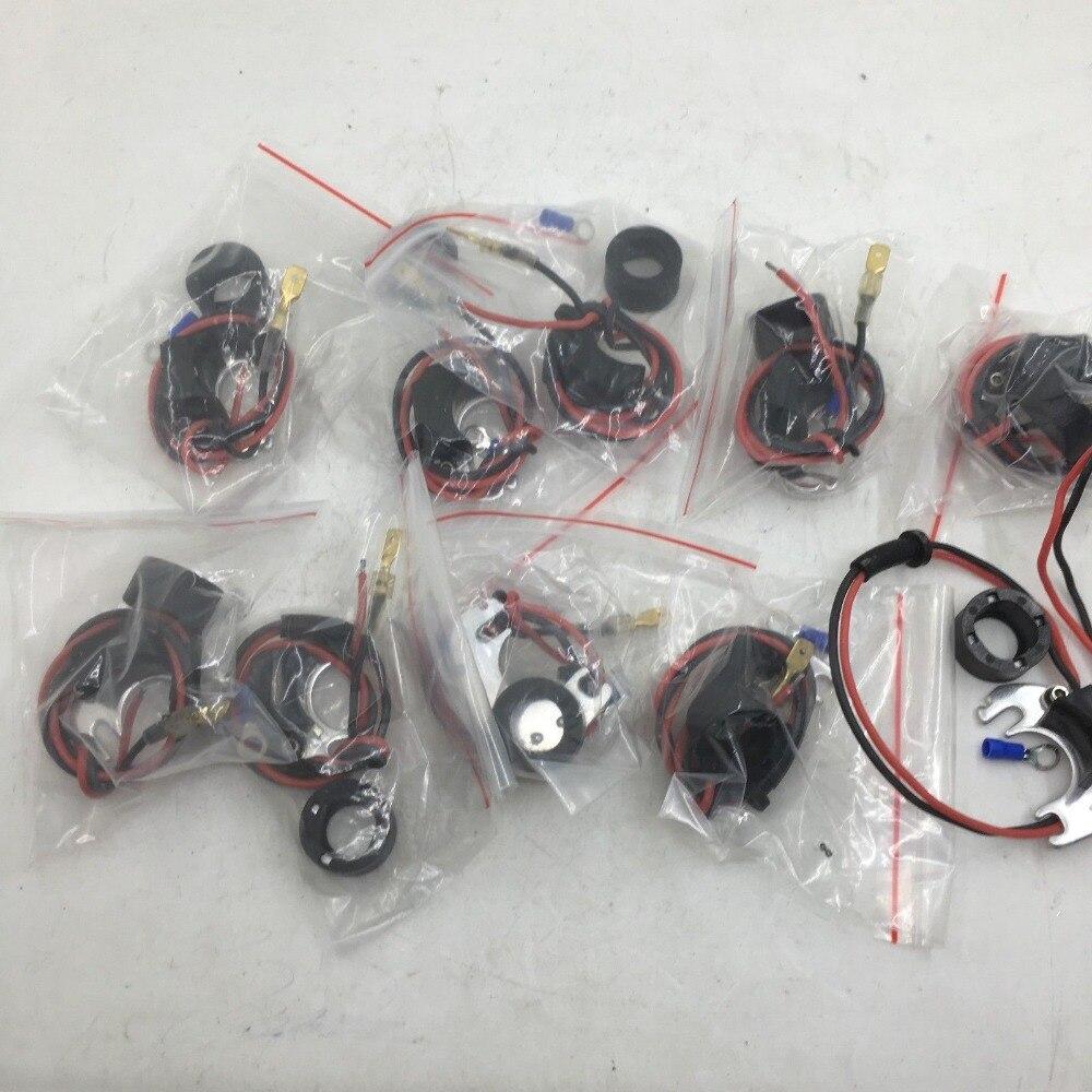 Kit de Conversion d'allumage électronique pour distributeur sherryberg, 4 cylindres Toyota, lot de 10