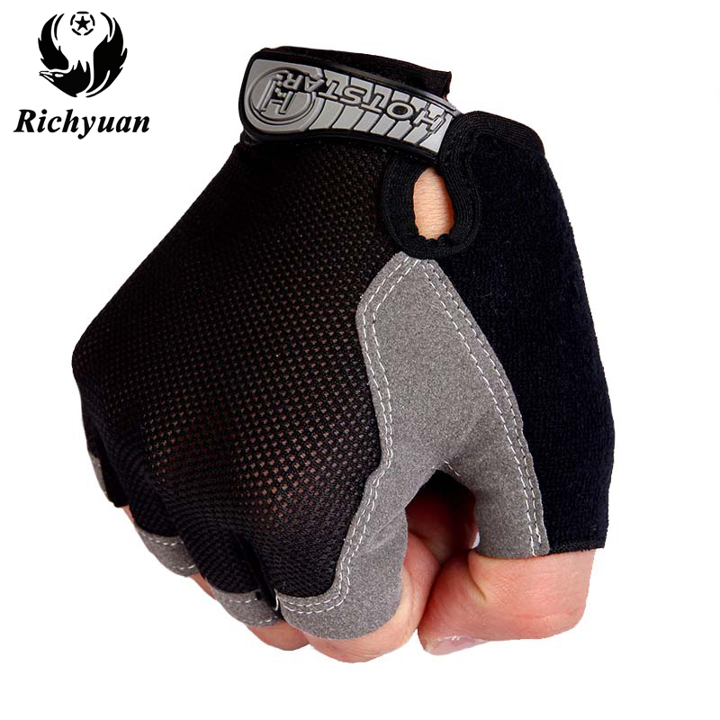 Fitness Gym Gloves Sports Half Finger Weightlifting Gloves