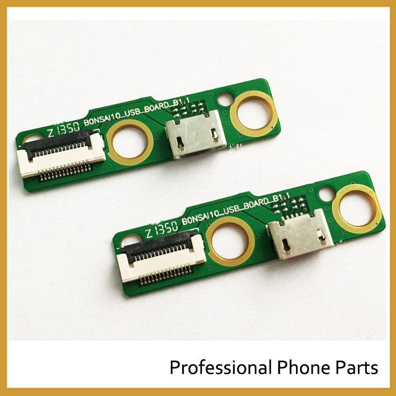 Original USB Flex Cable For HP Slate 10 HD Tablet Micro Dock Charger Connector Board USB Charging Port Flex Cable Repair Parts