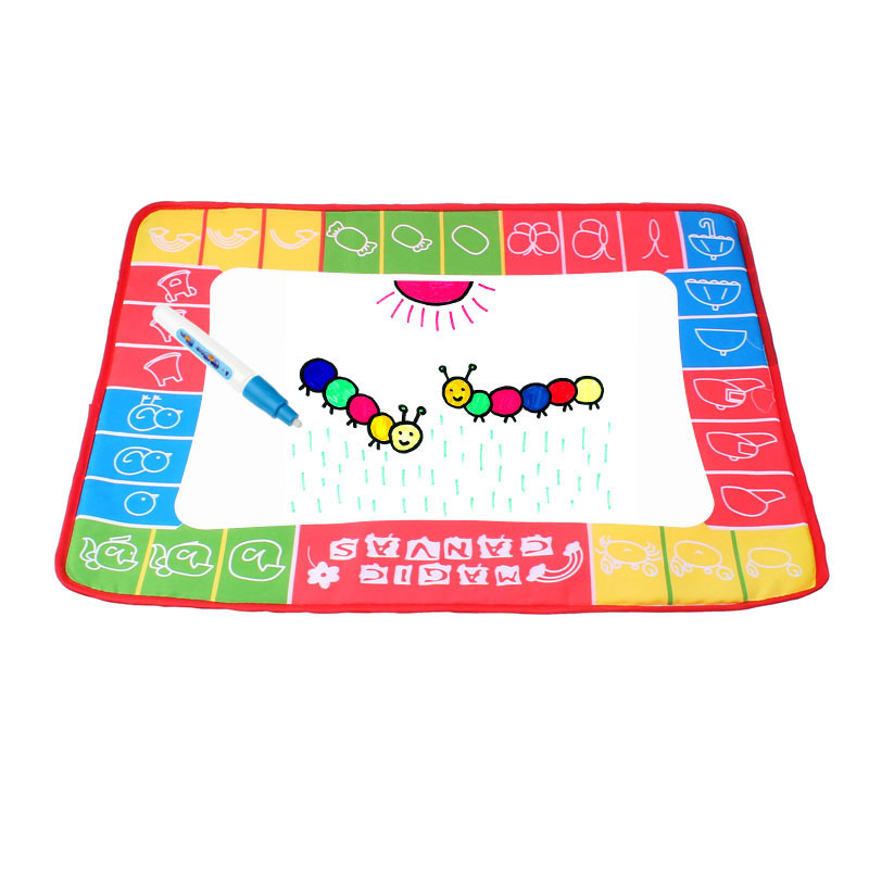 48*36CM Water Drawing Painting Writing Mat Board Magic Pen Doodle Toy Gift