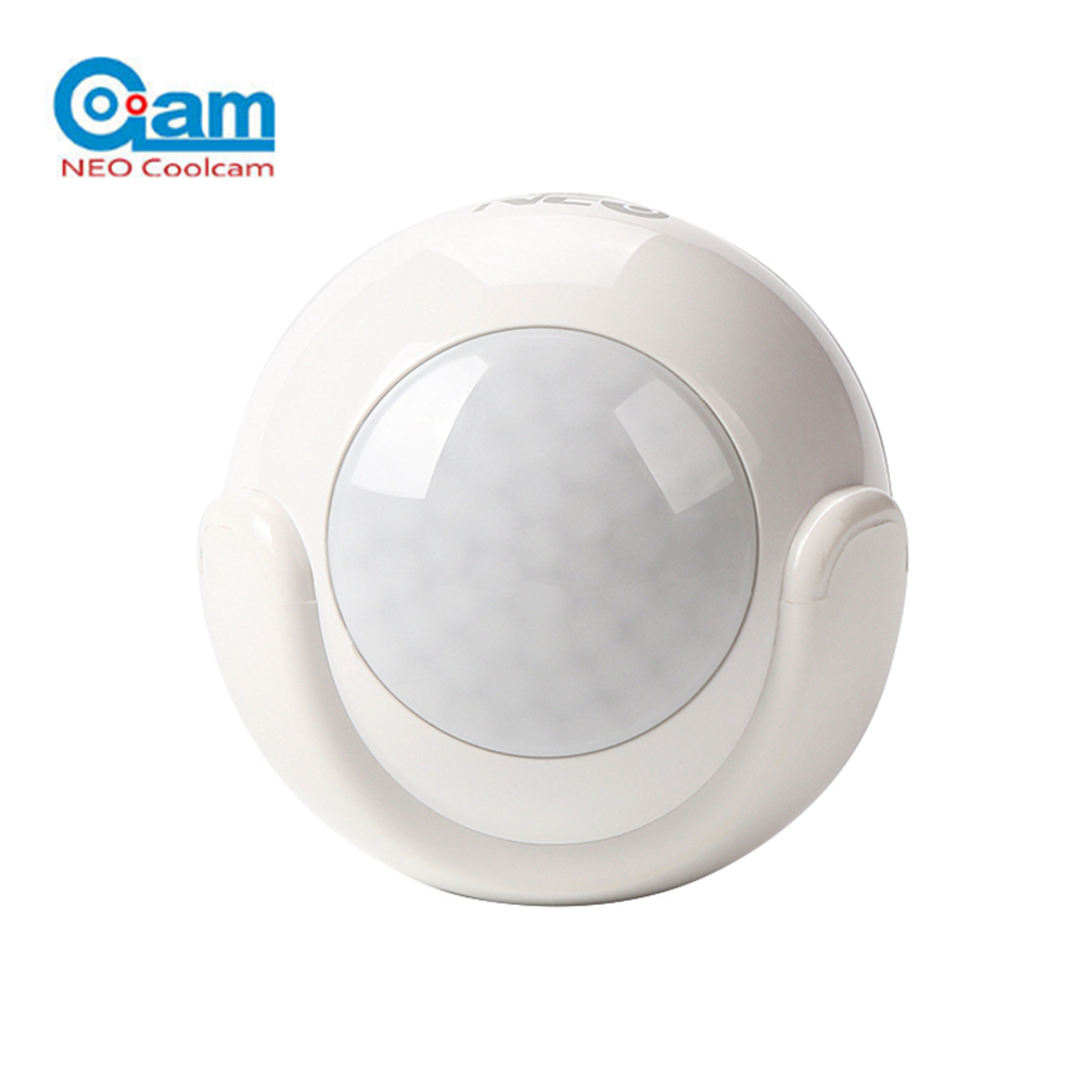 2018 Hot Neo Coolcam Nas-pd01w Pir Motion Sensor Detector Home Automation Alarm System Wifi For Remote Control Mition Alarms Possessing Chinese Flavors Smart Electronics