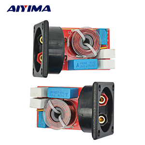 AIYIMA 2Pcs 2-Way Crossover Fi