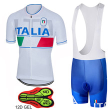 11e748d02 2018 Hot Men s Cycling Clothing Bike Bicycle Short Sleeve ITALY 12D GEL Cycling  Jersey Ropa Ciclismo Maillot Free Shipping