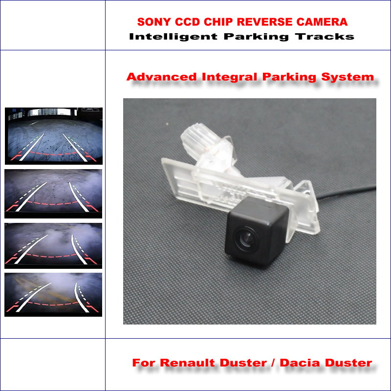 ᗐHD CCD SONY сзади Камера для Renault Duster/dacia duster ...